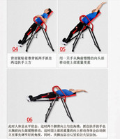Wholesale Home gym use foldable handstand inversion machine for indoor use with factory price and