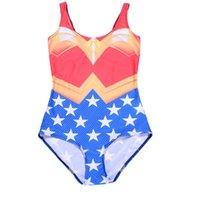aurora world - New Women SUPERMAN CAPE SUIT WORLD FLAGS AURORA SKYE DEADLIER Sheena Bodysuit Bikini Casual Wetsuit Piece SWIMSUIT Swimwear