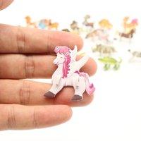 Wholesale set Puzzles of various cut animals Develop intelligence eva puzzle