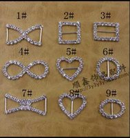 Wholesale Free postage Fashion claw clasp buckle handmade DIY hair accessories headdress material factory alloy fittings tight snatch