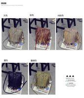 Wholesale 2016 new handbag fashion Ms shoulder diagonal bag bucket bag
