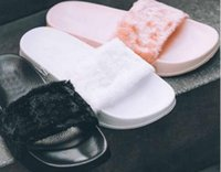 Wholesale RIHANNA LEADCAT FENTY WOMEN SLIPPERS CF