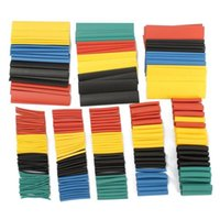 Wholesale 2016 Excellent Professional Sizes Polyolefin Halogen Heat Shrink Tubing Tube Sleeving New