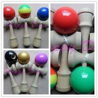Wholesale Kendama ball strings professional japan japanese toy ball KENDAMA Leisure Sports x8CM