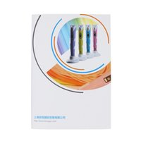 Wholesale Leungyo color cards for d drawing doodling crafting sheets in total