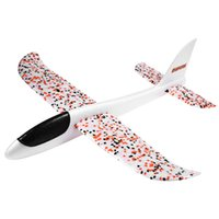 Wholesale DIY Funny Airplane FMS Mini Fox Hand Throw Fixed wing RTF