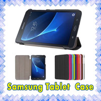 bag wholesalers australia - Samsung Tablet T560 P5200 N800 inch Slim PU Leather Protective Flip Case Cover For Tab A E S iPad