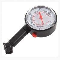 auto diagnostic meter - 2016 Auto Motor Car Bike Tire Air Pressure Mini tyre Gauge Dial Meter Vehicle Tester car diagnostic tools