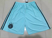 ajax shipping - Ajax shorts away blue shorts any shorts top thai quality customs sport shorts running shorts training shorts Item