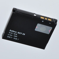 ericsson w910i - High quality BST BST39 battery for Sony Ericsson TM717 W380 W518a W908c W910 W910i Z555i batteries