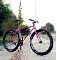 Wholesale 2x19 Male and female students cycling inch Fixed Gear Bike inverted coaster brake living dead