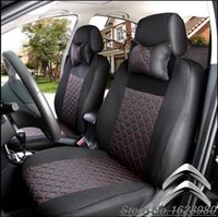 Wholesale Professional custom Seat Cover Citroen C2 C4 C3 C5 Picasso Elysee Triumph Emulation silk seating seat car cover