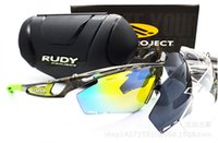 Wholesale 2016 Rudy Project TRALYX Sunglasses Mens With Oginal Boxes Rudy Glasses Sports glasses riding Polarizing Cycling Eyewear