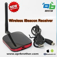 Wholesale New arrival Wireless iBeacon Receiver WIFI BLE module