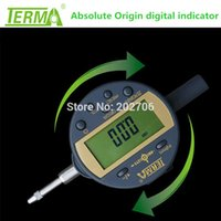 absolute origin - x0 Absolute Origin digital indicator IP54 origin electronic dial indicator gauge