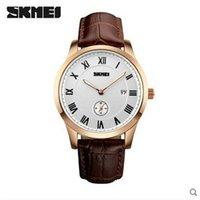 auto exports - Export Quality Comfortable Adjustable Bracelet Quartz Watches Bezel Japan Movt Genuine Leather Classic Relojes