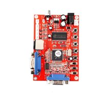 arcades definition - 1pc VGA to CGA CVBS S VIDEO High Definition Converter Arcade Game Video Converter Board for CRT LCD PDP Monitor