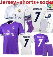 Wholesale AAA camisetas de futbol maillot de foot football custom men kit Shirt shorts La mejor good calidad