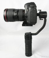 Wholesale Beholder DS1 Axis Handhled Gimbal Stabilzier Support Canon D D D DSLR VS MS1 Nebula lite dhl free