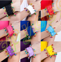 Cheap Tribal Style belly dance bracelet Egyptian dance costumes accessories Indian dance hand catenary belly dance wristband jewelry