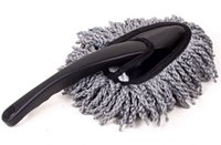 Wholesale Eco friendly Dust Buster Mop for Auto Interior Dash and Vehicle Exterior Gray