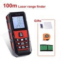area electronics - Rangefinder Laser Distance Meter Digital Laser electronic ruler Tape Measure m m m Tester Area volume Angle Tester tool