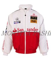 Wholesale Fall Retail brand new F1 coat Motorcycle jacket men s Embroidered outerwear