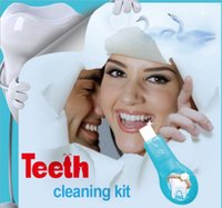 Wholesale Quickly and Effectively Clean the Teeth Surface Stains Teeth Whitening Kit Nano sponge