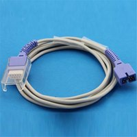 Wholesale Nellcor SpO2 Extension Cable pin to DB9 Adult Pediatric Neonate Finger Clip Soft Tip Silicone Wrap SpO2 Sensor available CMD0149A