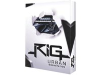 audio workstation - Big Fish Audio RIG Urban Workstation KONTAKT soft sound