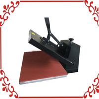 Wholesale T SHIRT Digital TRANSFER SUBLIMATION MACHINE New quot x quot CLAMSHELL HEAT PRESS
