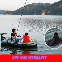 Wholesale Top quality Rubber boats Four independent air chamber fishing boats and rescue boats hovercraft three people