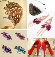 Wholesale cm colorful mix dyed real natural almond pheasant plumage feathers craft for jewelry making bulk sale