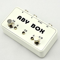 Wholesale TTONE ABY Selector Combiner Switch AB Box Pedal Footswitch
