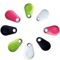 Wholesale New Popular Bluetooth Anti Lost Alarm Tracer Camera Remote Shutter IT iTag Anti lost Alarm Self timer bluetooth for all Smartphone