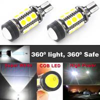 Wholesale New X T15 W16W Super White SMD LED Backup Lights W Reverse Bulbs