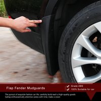auto mud guards - High Quality Splash Guard Mud Flaps Fenders Mudguards For BMW X5 Car Styling Auto Accessories