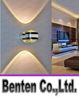art bart - HOT High quality LED Indoor W LED Wall Lamp Aluminum Mirror light Warm White KTV Bart V v LLFA