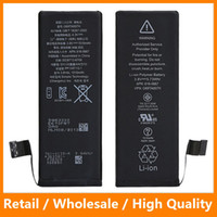 battery for phone - Cell Phone Battery for iPhone Original AAAAA Quality Liion Battery for iPhone s s c s s Plus Replacement Battery
