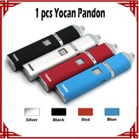 battery quad - sp Original Yocan Pandon QUAD Wax Pen Kits mAh Battery Kits QDC E Cigarette Kits vs yocan evolve plus