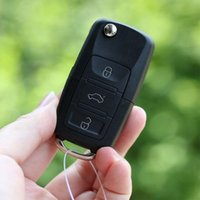 Wholesale New Flip Key FOB Shell Remote Case for Volkswagen VW for Volkswagen