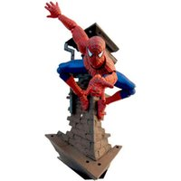 action figures spider man - Marvel Spider Man Spiderman CM PVC Action Figure Peter Parker Model Civil War Doll Plastic Toys For Boys Gifts Collection
