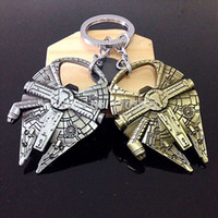Wholesale Hot Selling Star Wars Millennium Falcon Key Chain Star Wars Keychain With retail package