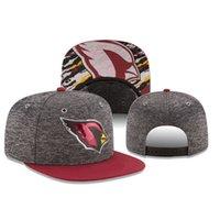 arizona fashion - Fashion Arizona Cotton Snapback Sports Caps Hot Brand Cardinals Baseball Caps Flat Adjustable Hip Hop Hats for Men Women A058