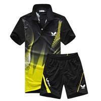 badminton clothing - For new winter autumn badminton shirt badminton clothes table tennis shirt table tennis clothes T shirt