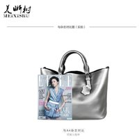 american import lighting - 2016 new imported soft water pearl leather shoulder diagonal portable mother leather bag