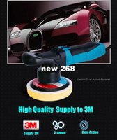Wholesale Electric Dual Action Shock and Polishing Machine Car Polisher Cleaner V w GS CE EMC approved