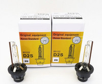 Wholesale 2 Xenon HID Bulb D2S For Philips K K V W Car Headligh