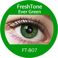 best impressions - 2016 beauty FreshTone Impressions look ever green mm best selling korean cosmetic contact lenses