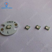 Wholesale 3W SMD3535 UV Led nm with mm Heatsink or mm Heatsink led angle led crown